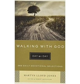 Llyod-Jones Walking with God Day By Day