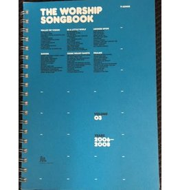 Sovereign Grace Worship Songbook  Vol 3