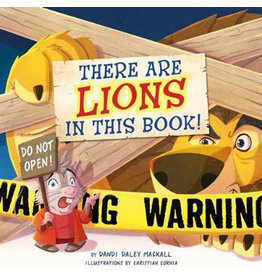 B & H Kids There are lions in this book!