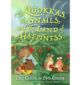 B & H Kids The Quokkas, the snails, and the land of happiness
