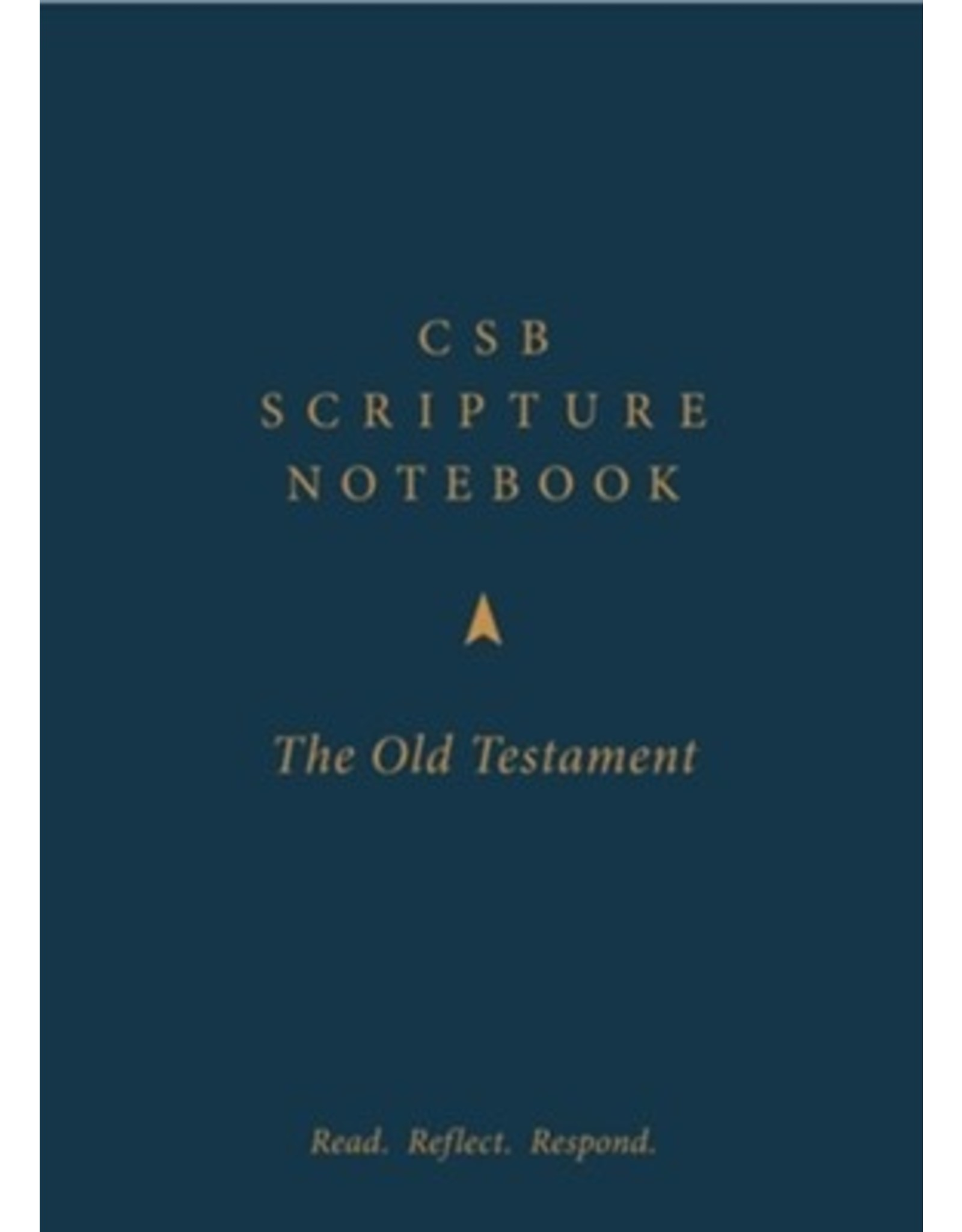 Holman CSB Scripture Notebook - Old testament set. softcover