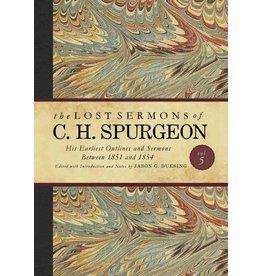 B & H Lost sermons of C. H. Spurgeon - Vol 5- Hardcover