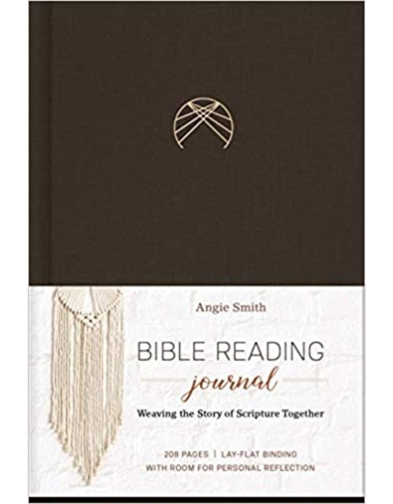 B & H Bible Reading Journal