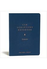 CSB Scripture Notebook - Genesis