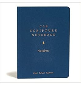 Holman CSB Scripture Notebook - Numbers