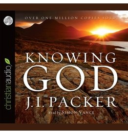 J I Packer Knowing God - Audio Book