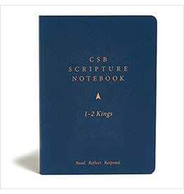 Holman CSB Scripture Notebook - 1-2 Kings