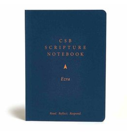 Holman CSB Scripture Notebook - Ezra
