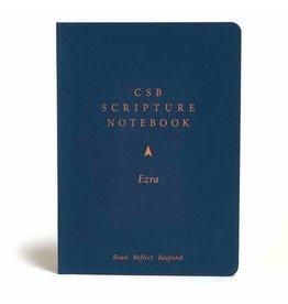 Holman CSB Scripture Notebook - Ezra