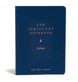 Holman CSB Scripture Notebook - Joshua