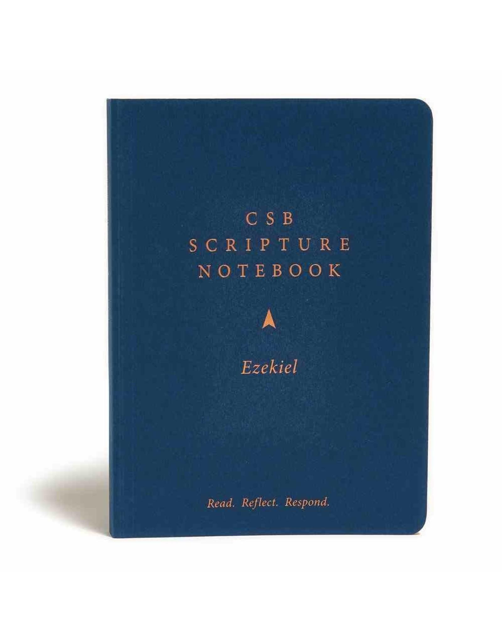 Holman CSB Scripture Notebook - Ezekiel