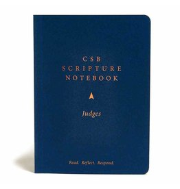Holman CSB Scripture Notebook - Judges