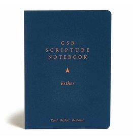 Holman CSB Scripture Notebook - Esther
