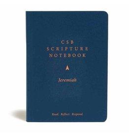 Holman CSB Scripture Notebook - Jeremiah