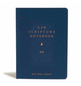 Holman CSB Scripture Notebook - Job