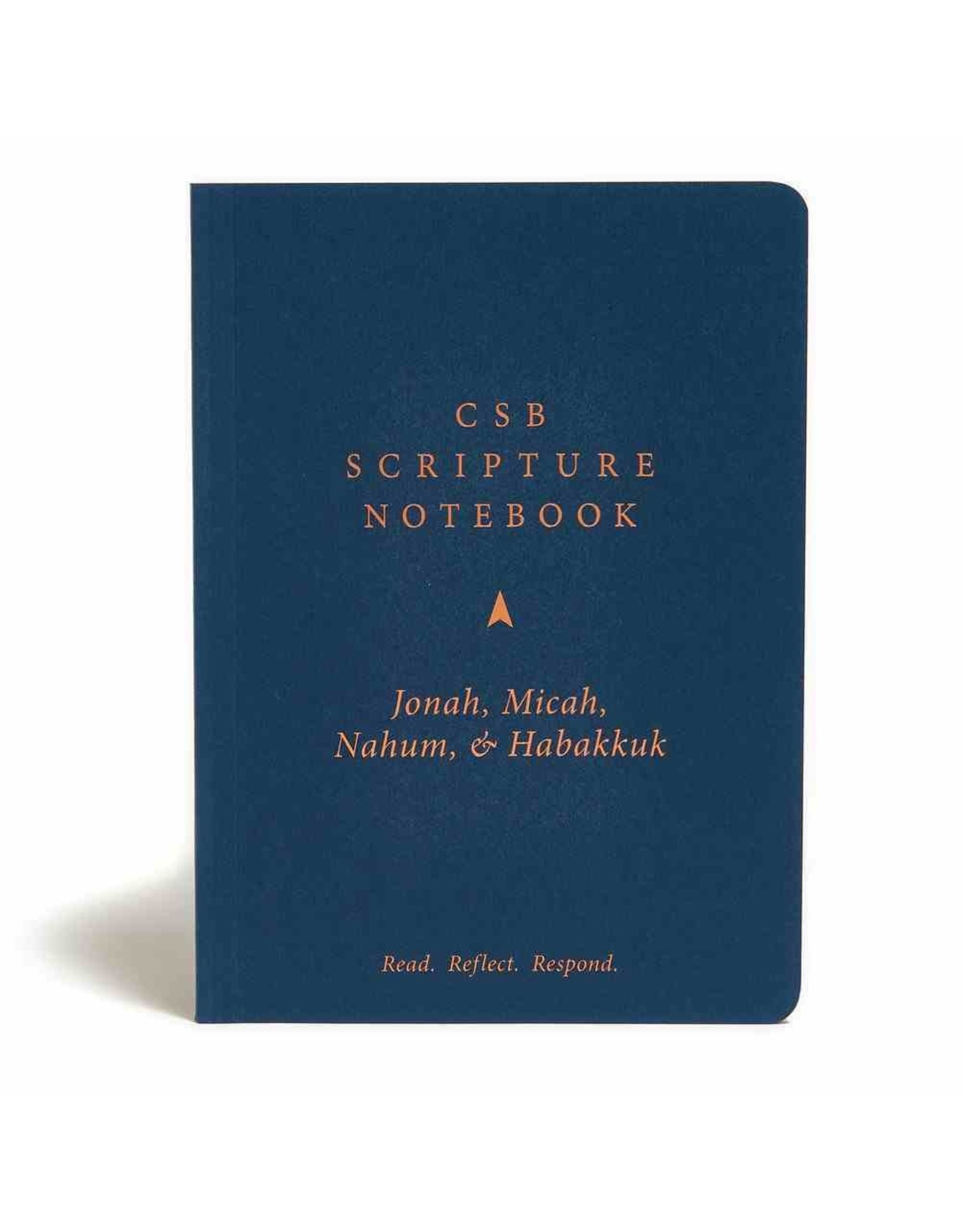 Holman CSB SCripture Notebook - Jonah, Michah, Nahum & Habbukuk