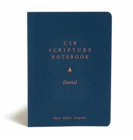 Holman CSB Scripture Notebook - Daniel