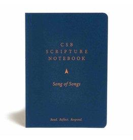Holman CSB Scripture Notebook - Song of Songs