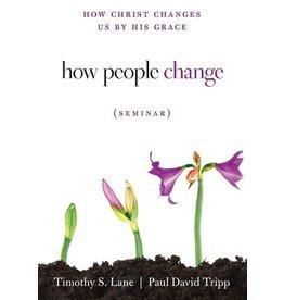 Lane / Tripp How People Change DVD Seminar