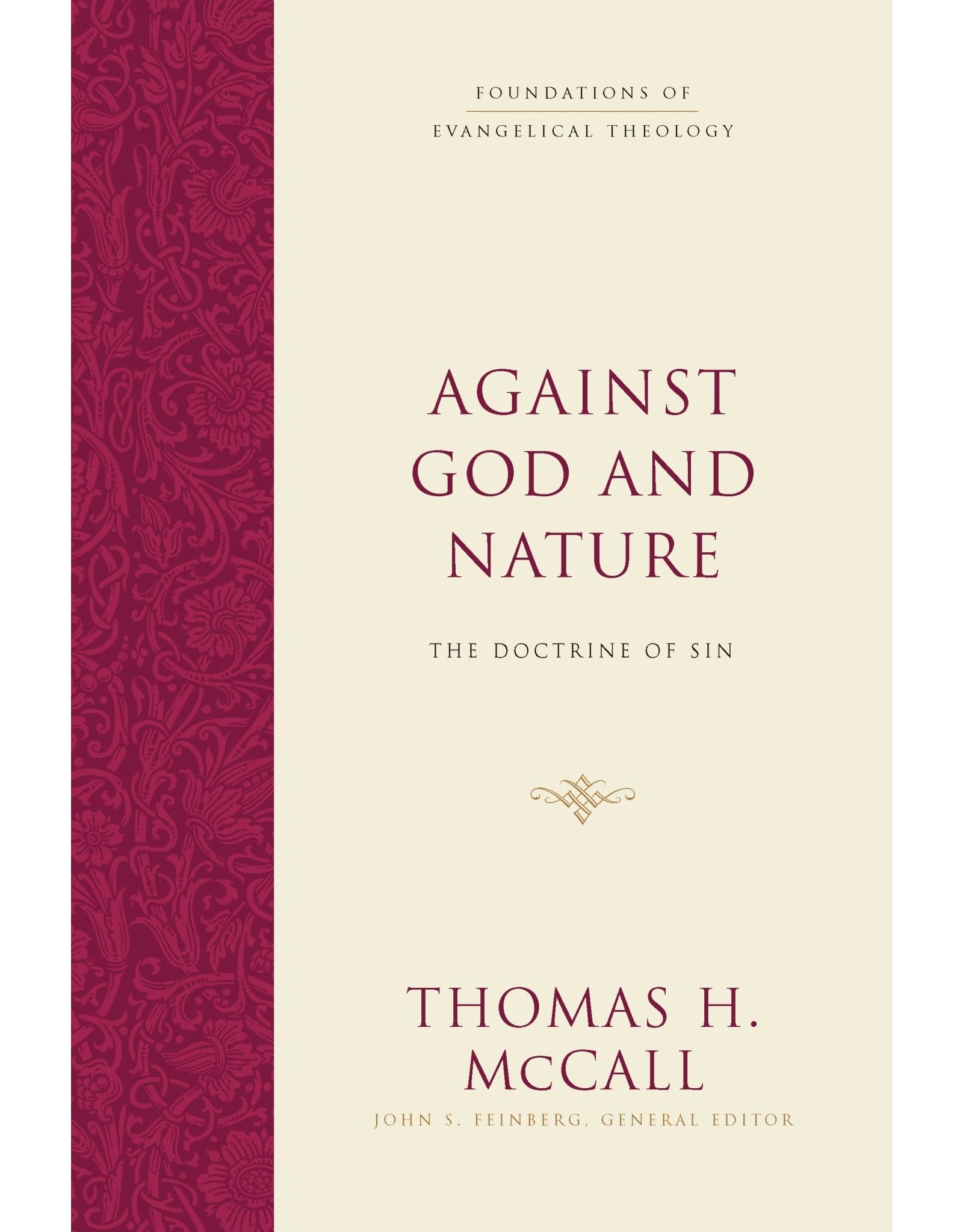 McCall Against God and Nature: The Doctrine of Sin