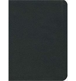 ESV The Reformation Study Bible, Black, Seville Cowhide