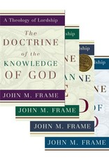Frame A Theology of Lordship: 4 Volume Set