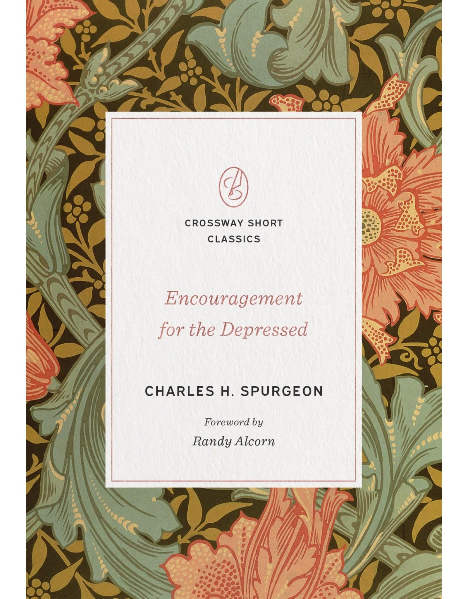 Spurgeon Encouragement for the Depressed (Crossway Short Classics Series)