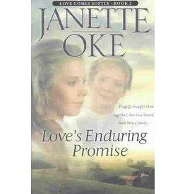 Janette Oke Loves Enduring Promise