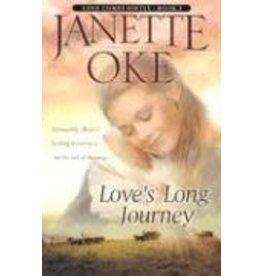 Janette Oke Loves Long Journey