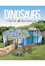 Ham Dinosaurs for Little Kids - Where Did They Go?
