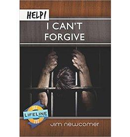 Newcomer Help! I can't forgive