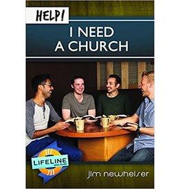 Newheiser Help! I need a church