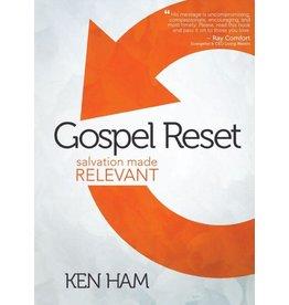 Ken Ham Gospel Reset
