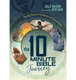 Mason The 10 Minute Bible Journey