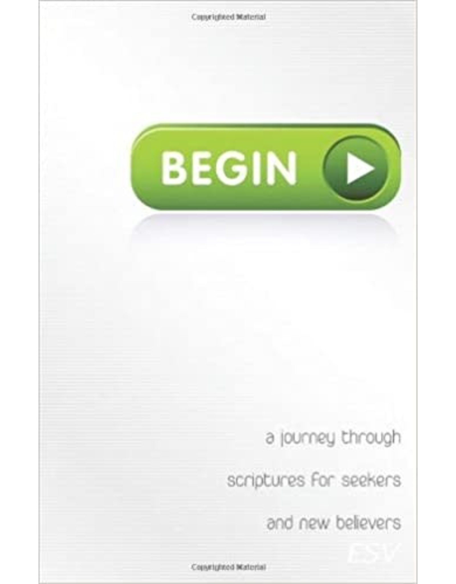 Ham/Hodge Begin: A Journey Through Scriptures for Seekers and New Believers