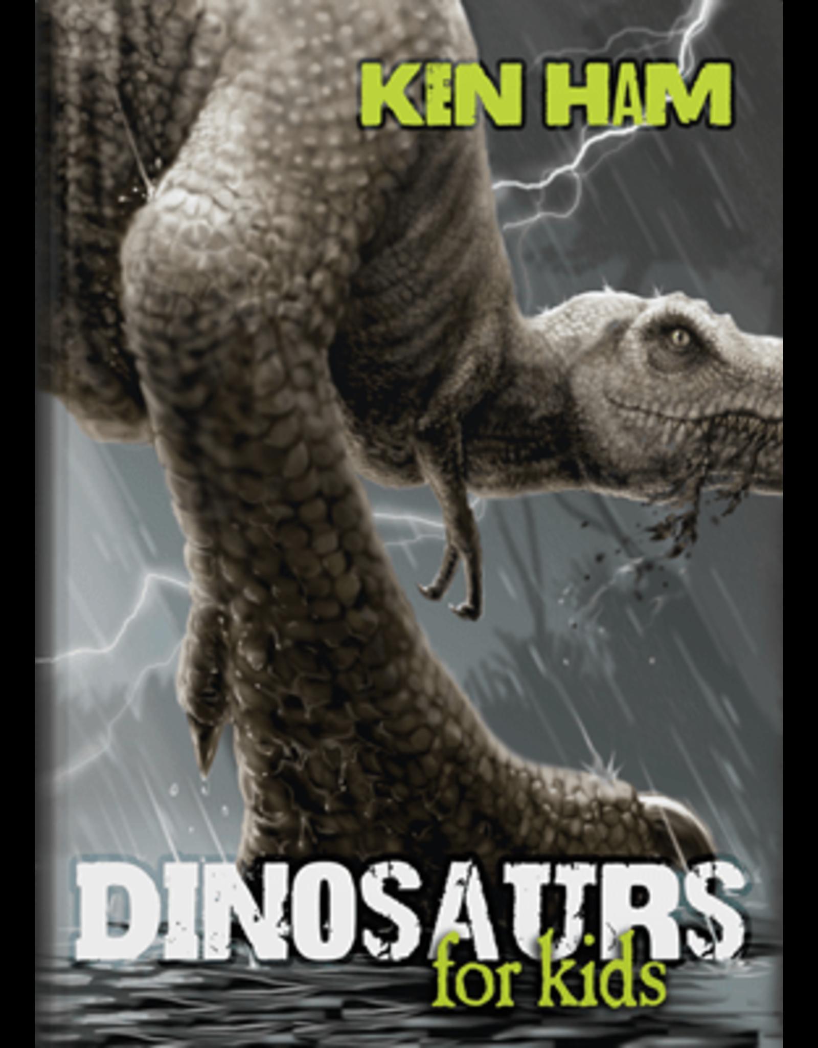 Ken Ham Dinosaurs for Kids