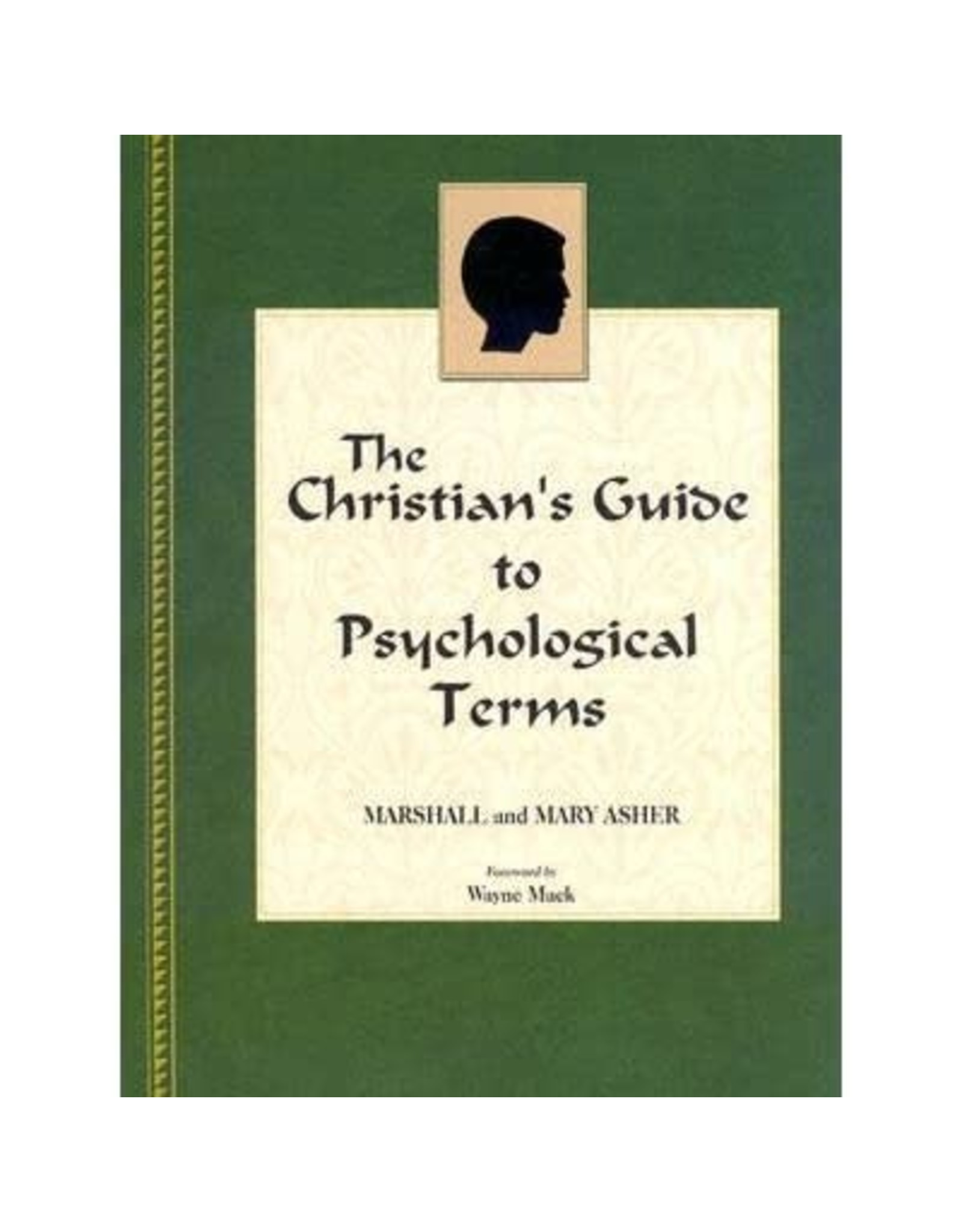 Asher Christian Guide to Psychological Terms