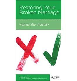 Jones Restoring Your Broken Marriage