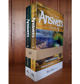 The New Answers Bundle Books 3 & 4