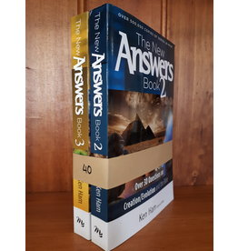 The New Answers Bundle Books 2 & 3