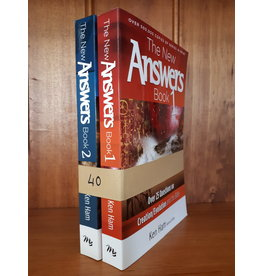 The New Answers Bundle Books 1 & 2