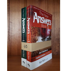 The New Answers Bundle Books 1 & 4