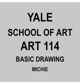 ART 114 BASIC DRAWING - TROY MICHIE