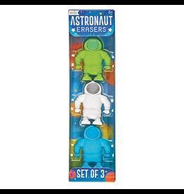 OOLY ERASER ASTRONAUTS SET/3
