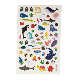 OOLY ITSY BITSY STICKERS MARINE FRIENDS