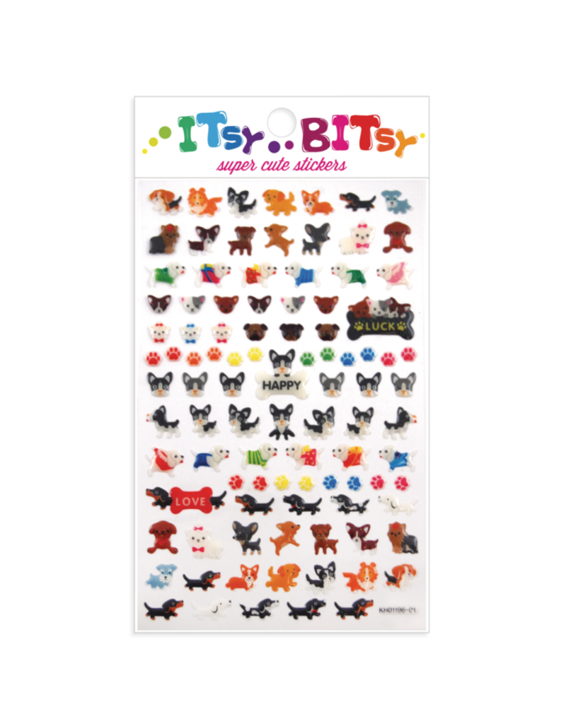 OOLY ITSY BITSY STICKERS POOCHES