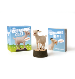 RUNNING PRESS SCREAMING GOAT