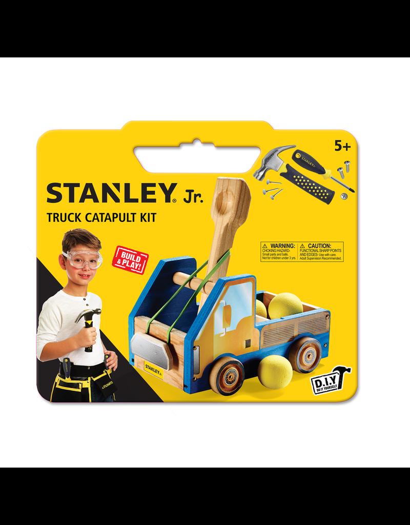 STANLEY JR. MEDIUM BUILDING KIT TRUCK CATAPULT