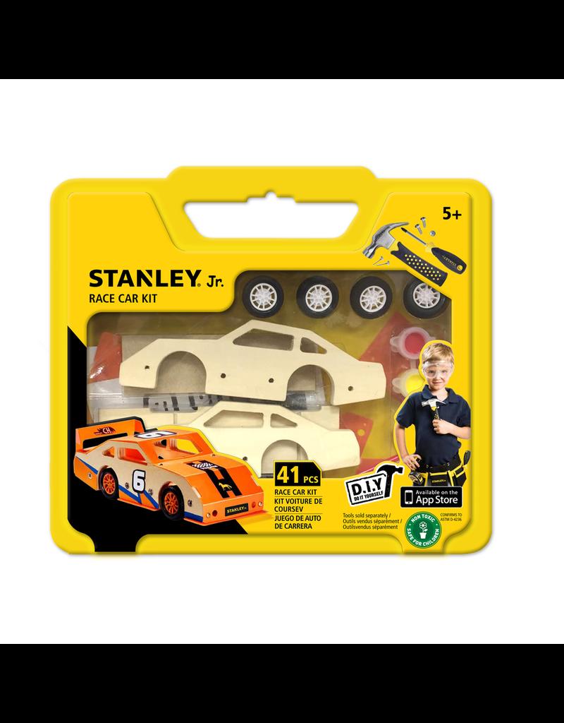 STANLEY JR. MEDIUM BUILDING KIT RACE CAR