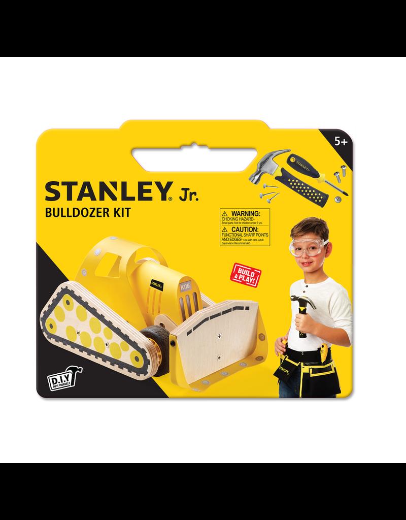 STANLEY JR. LARGE BUILDING KIT BULLDOZER